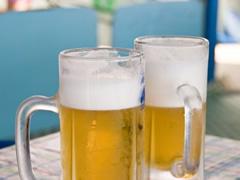 ビールサーバーの設置・商品の協賛