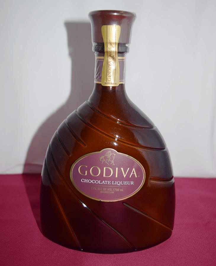 ゴディバ チョコレート リキュール