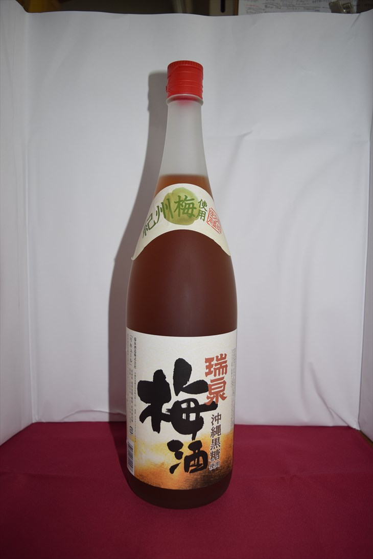 瑞泉 沖縄黒糖 梅酒
